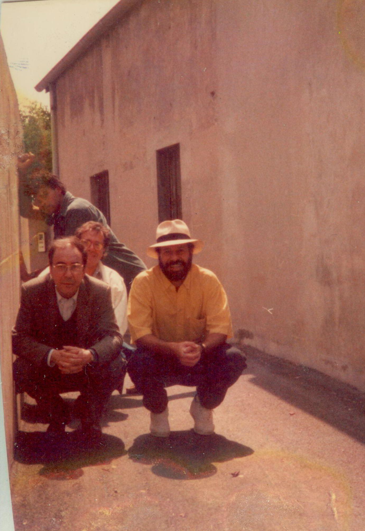 Carlinhos Brown e João Bosco