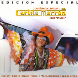 Carlinhos Brown es Carlito Marron