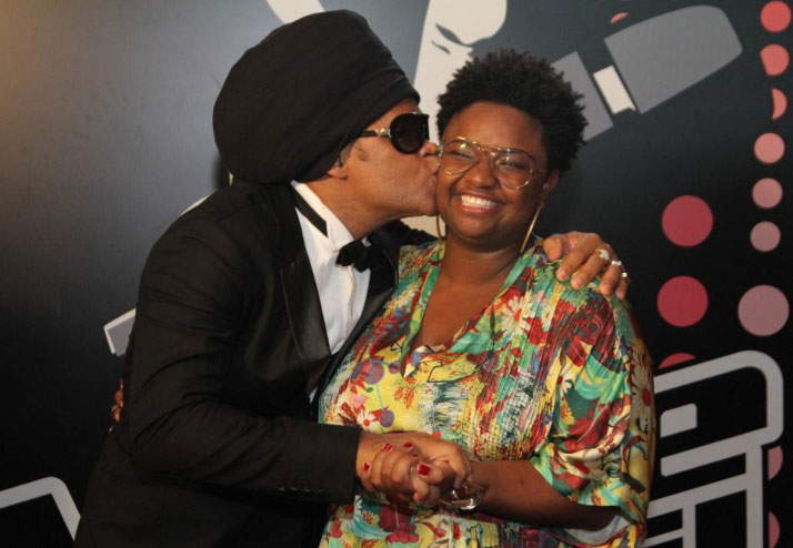 2012 – The Voice Brasil – Brown e Ellen