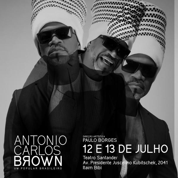 ANTONIO CARLOS BROWN