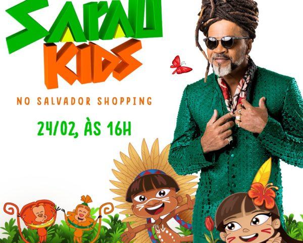 Sarau Kids 2019