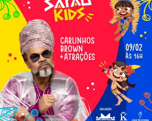 Nova edição do Sarau Kids