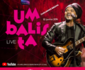 Carlinhos Brown lança Live inédita no dia 13 de junho