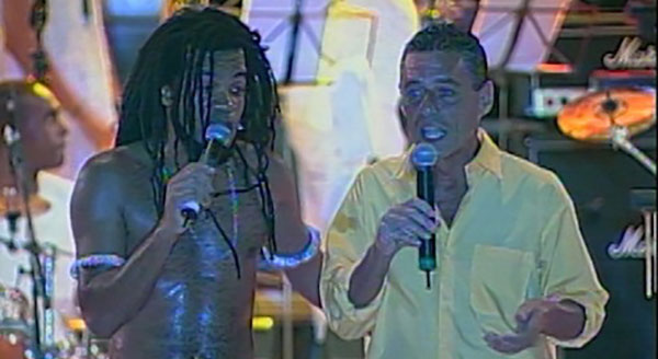 2001 – Brown e Chico Buarque – Festival de Verão
