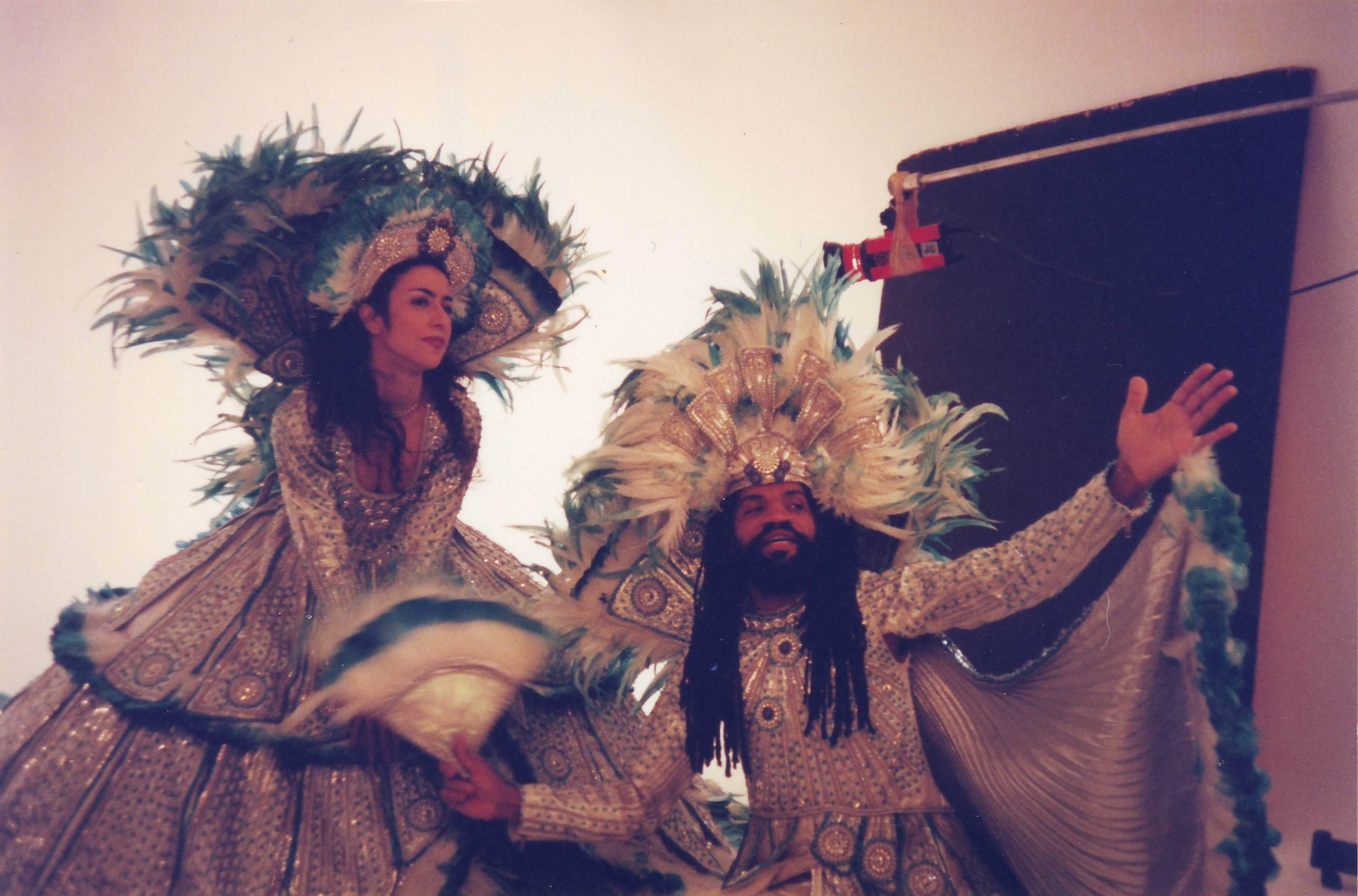 Carlinhos Brown e Marisa Monte_Carnavalia