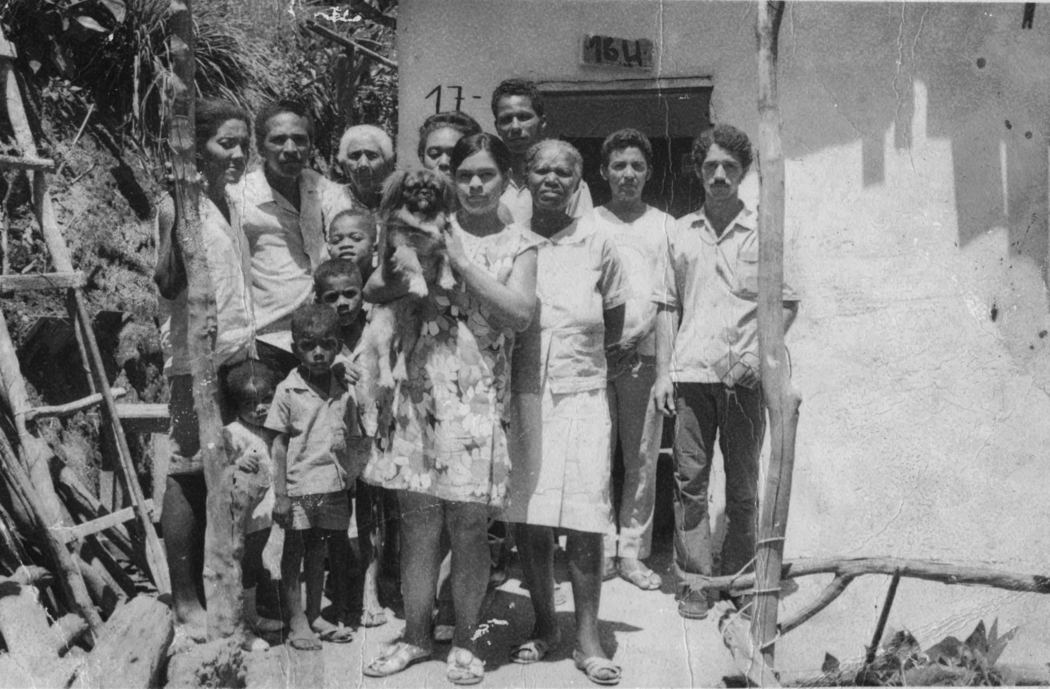 I – Carlinhos Brown e Família – Acervo Pessoal