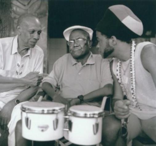 VIII – Brown e Mestre Pintado Bongo