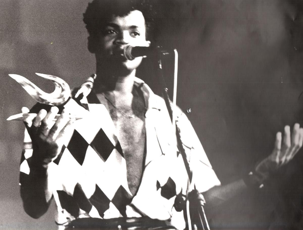 Premio Caymmi 1985