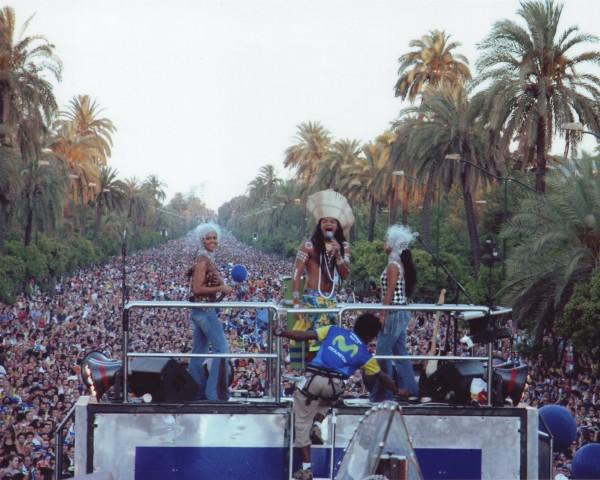 Carnaval Espanha 2005