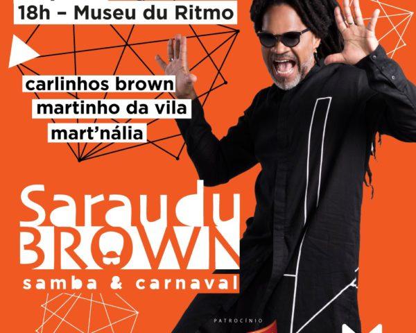 Última edição do ano recebe Martinho da Vila e Mart'nália