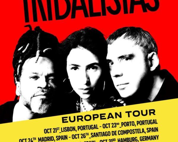 TRIBALISTAS TOUR EUROPA