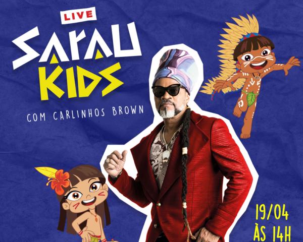 Live Sarau Kids